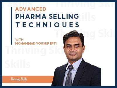 Advanced Pharma Selling Techniques
