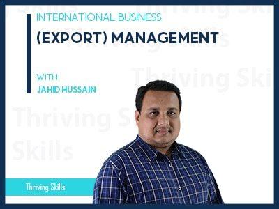 International Business (Export) Management