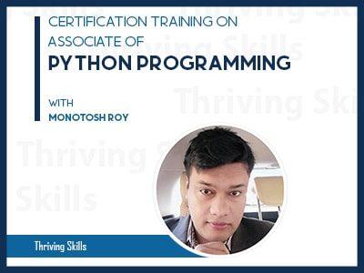 Certification Training on Associate of Python Programming