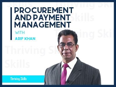 Procurement  and Payment  Management