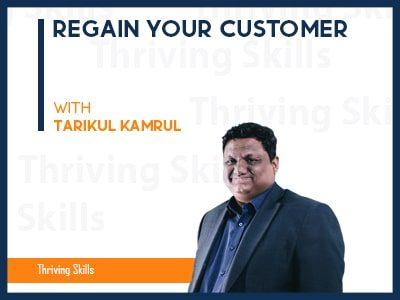 Regain your customer