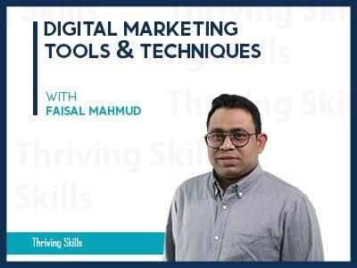 Digital Marketing: Tools and Techniques