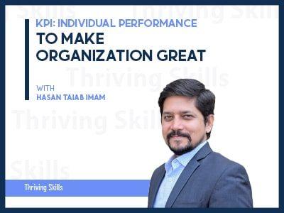 KPI: Individual Performance to Make Organization Great