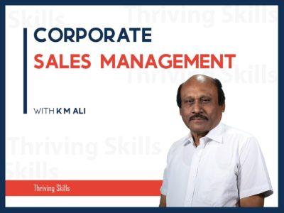 Corporate Sales Management