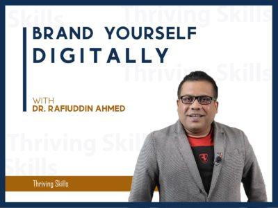 Brand Yourself Digitally