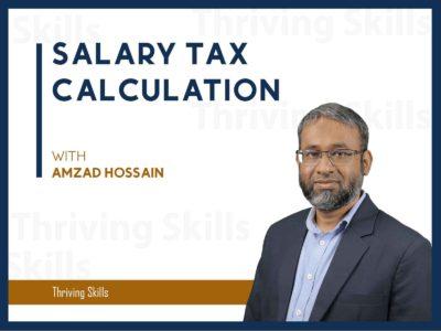 Salary Tax Calculation